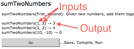 Using Codingbat com — Beginners Python Workshop 1 0 documentation